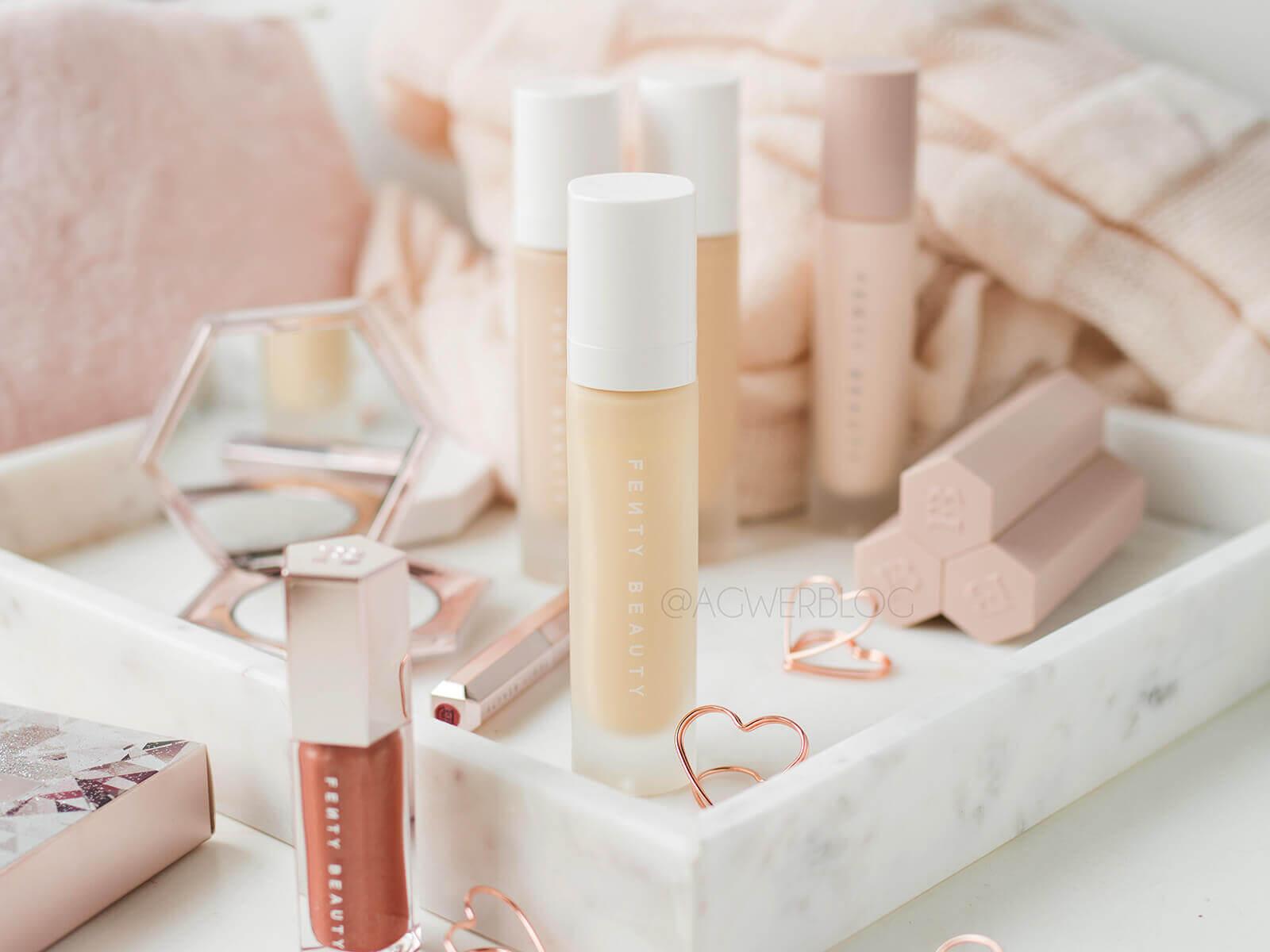 Fenty beauty pro filt'r foundation – najlepszy podkład EVER?!