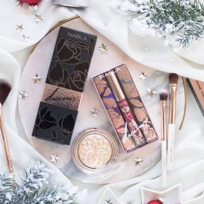 Nabla Cosmetics Holiday Collection - świąteczne nowości!