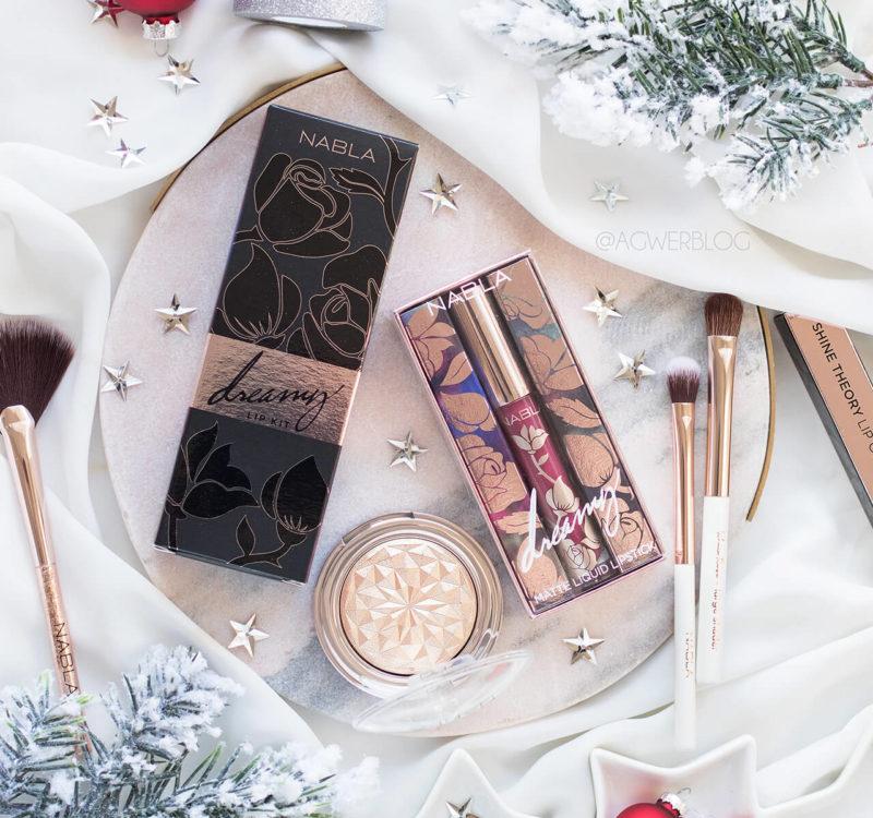 Nabla Cosmetics Holiday Collection – świąteczne nowości!