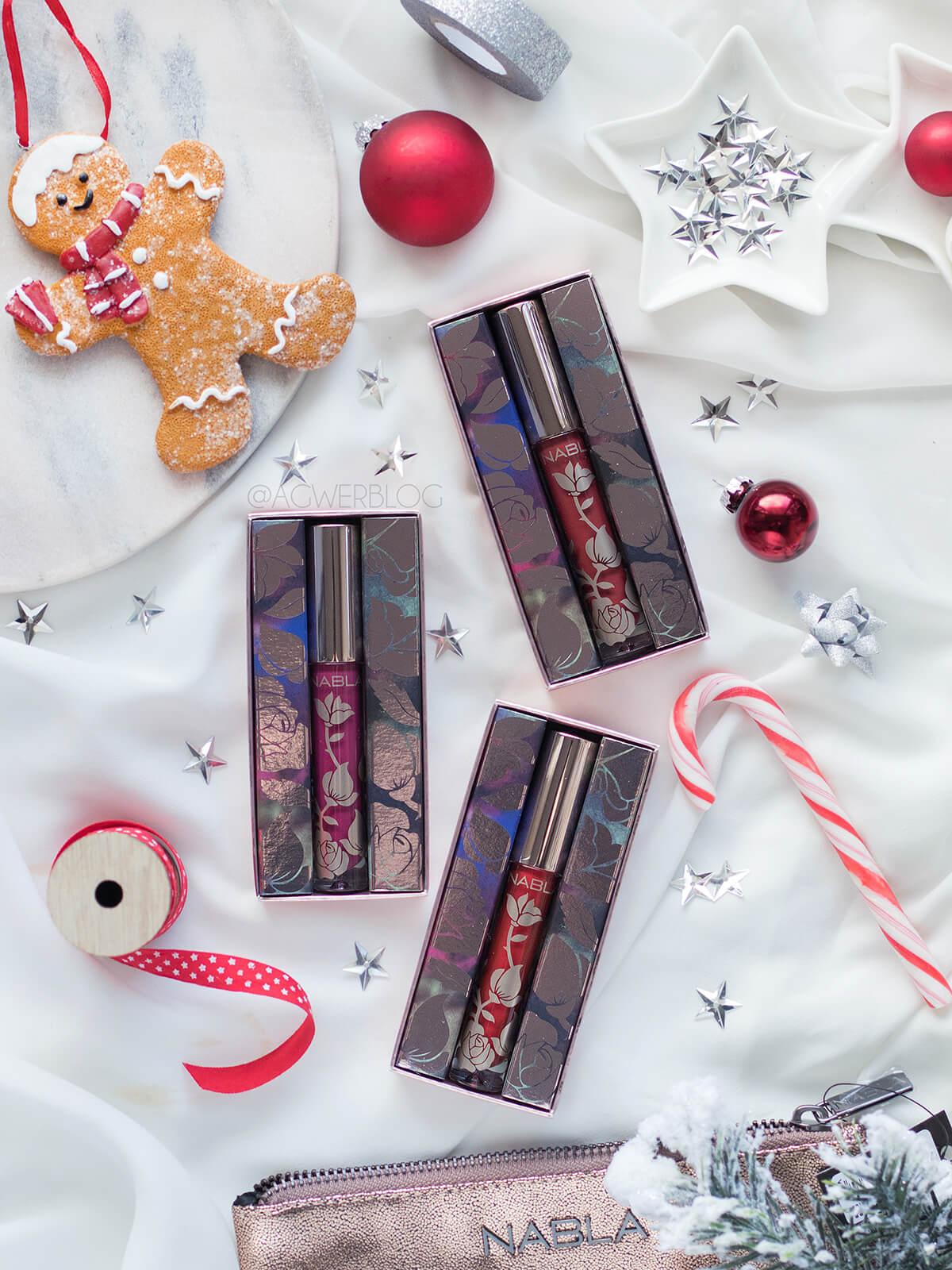 nabla holiday collection blog