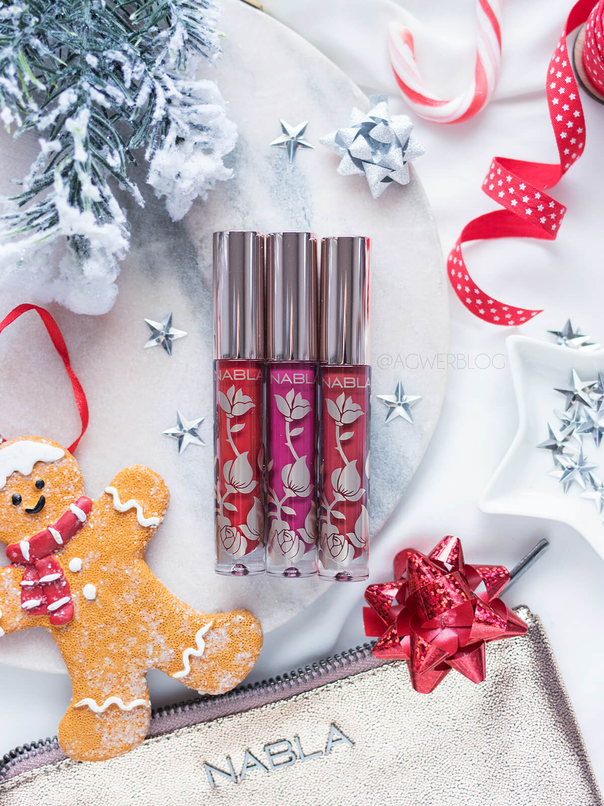 nabla holiday collection opinie