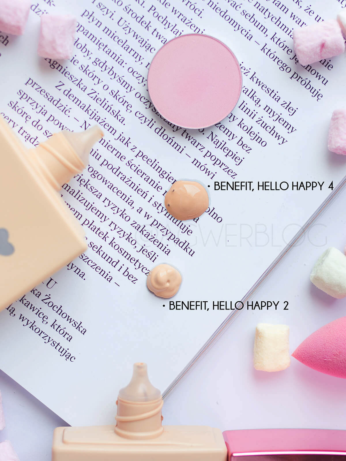 benefit hello happy cena