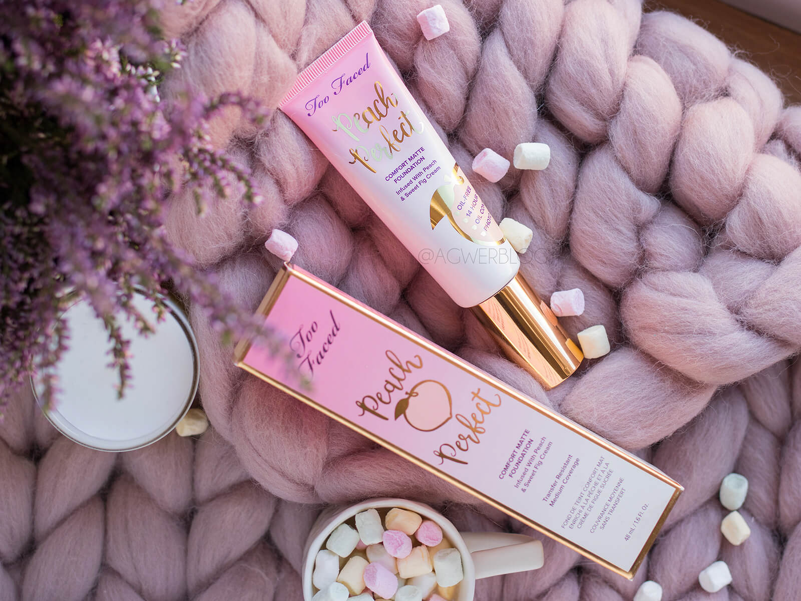Podkład Too Faced Peach Perfect – bubel za 160zł?!