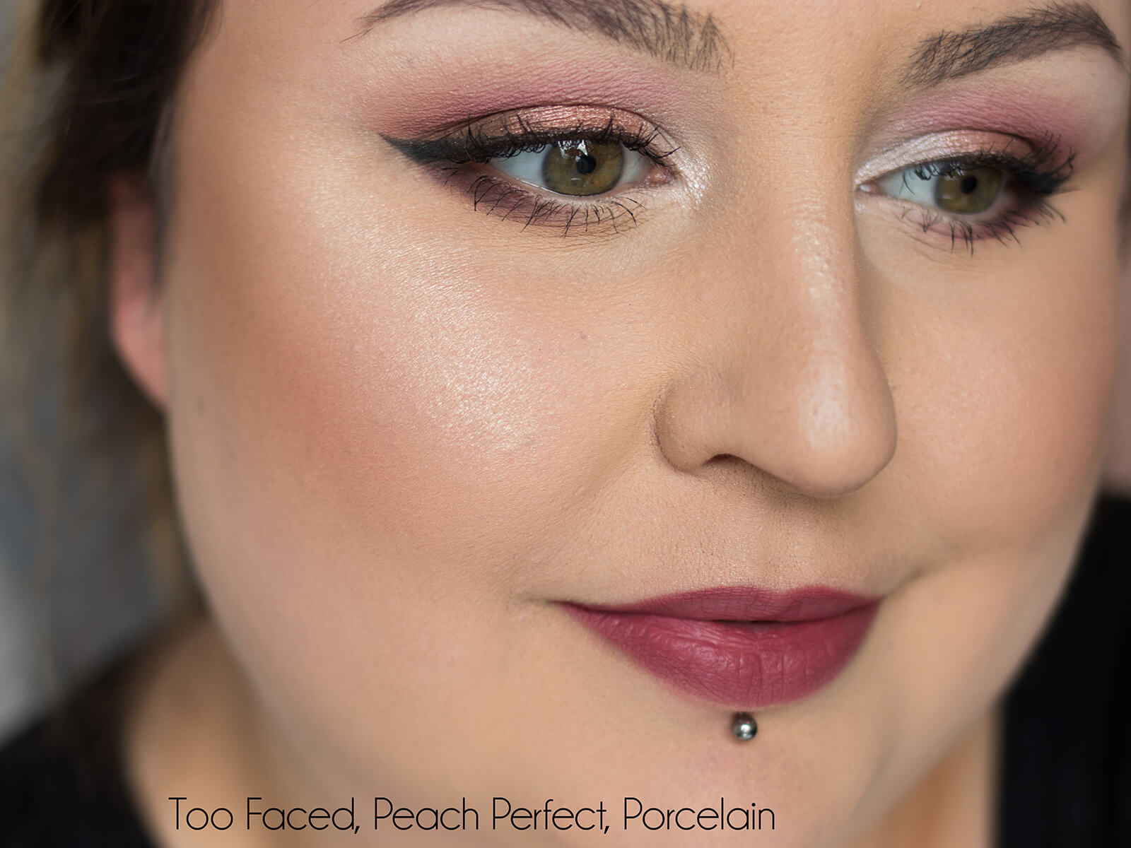 too faced peach perfect podkład