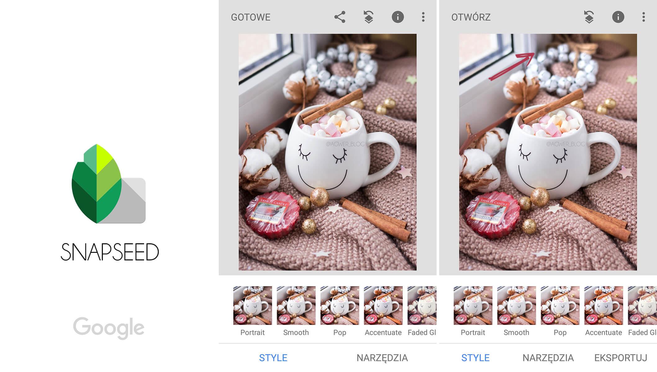 aplikacje do obróbki zdjęć android