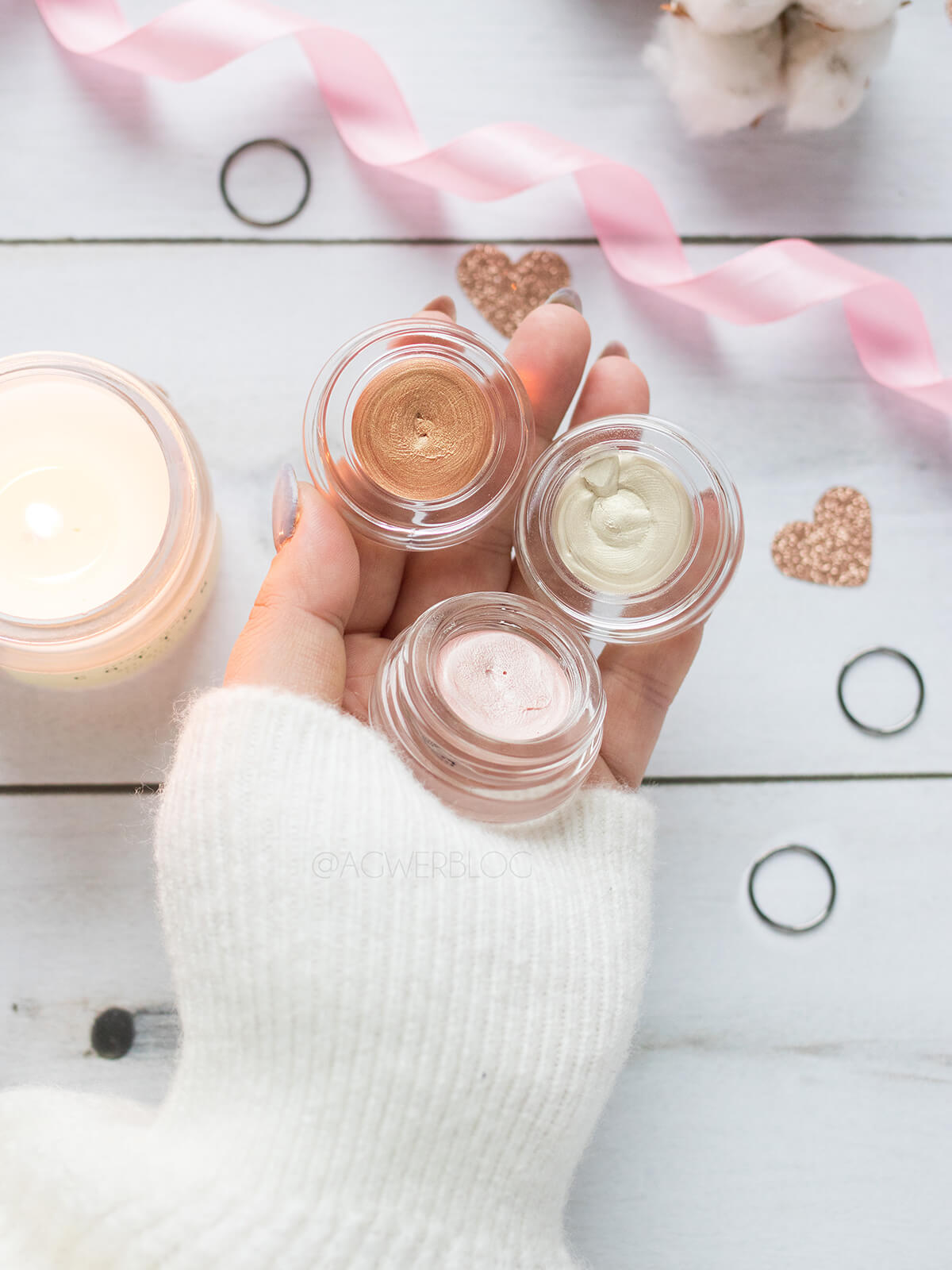 nowości MIYA Cosmetics rozświetlacze