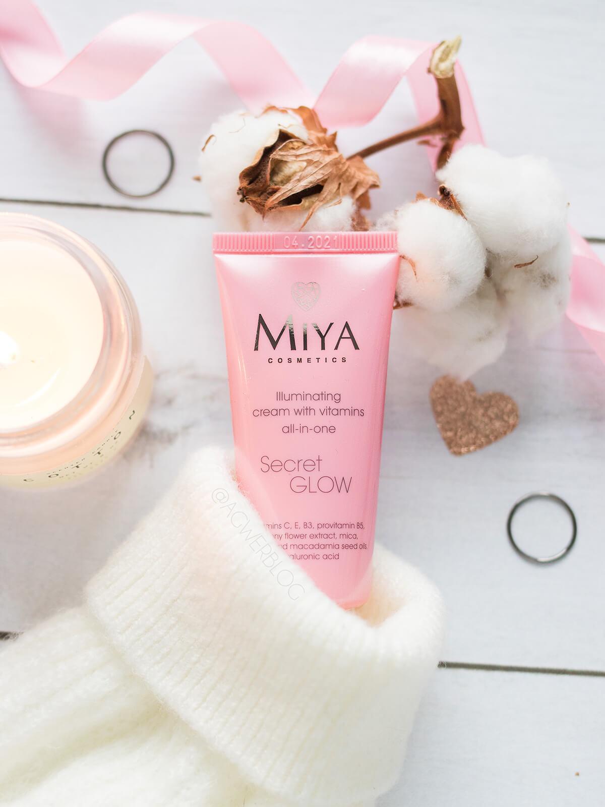 nowości MIYA Cosmetics Secret Glow