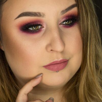 Makijaż wieczorowy krok po kroku – Nabla Poison Garden