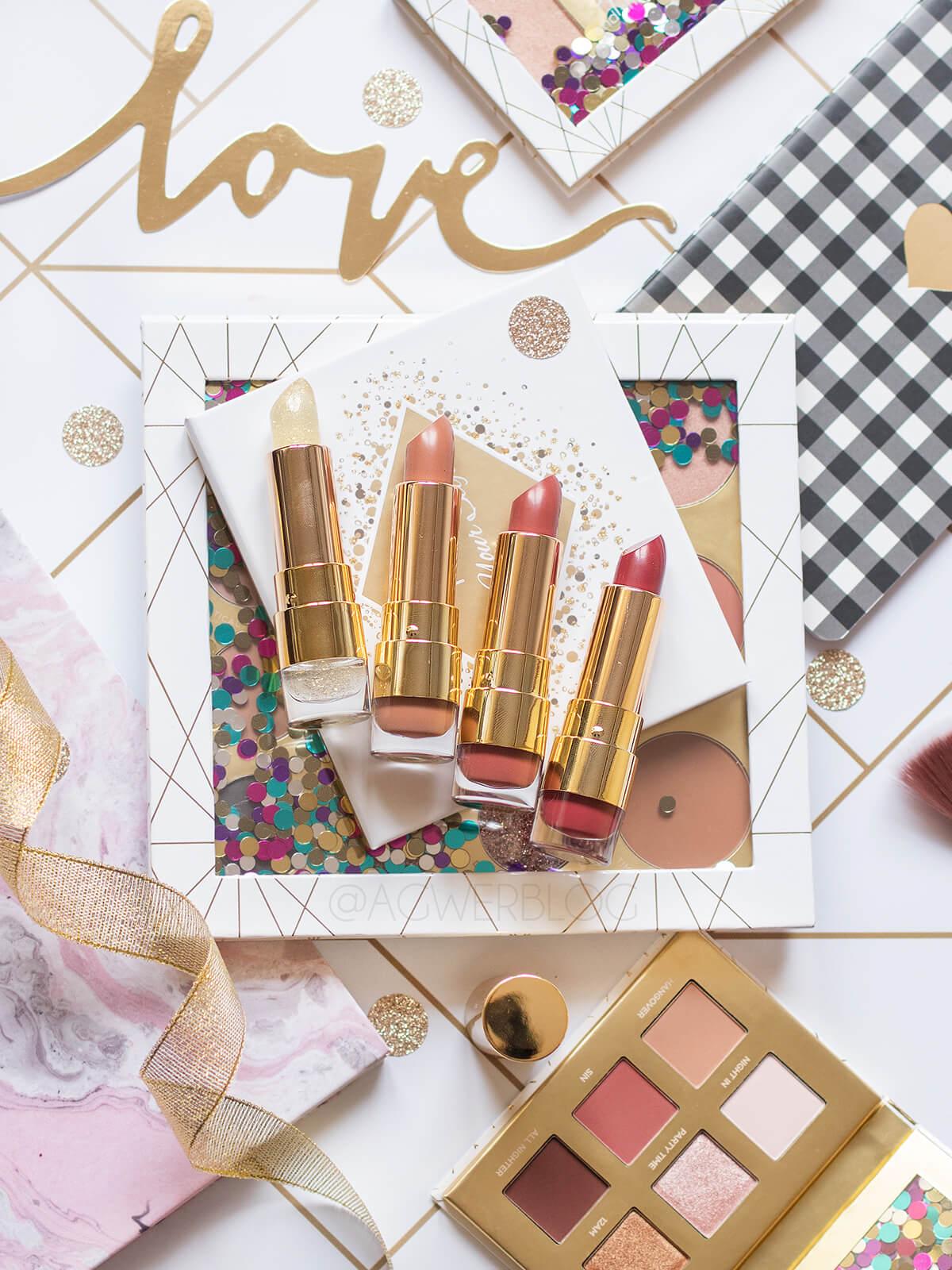 PÜR Cosmetics kiss of confidence pomadki