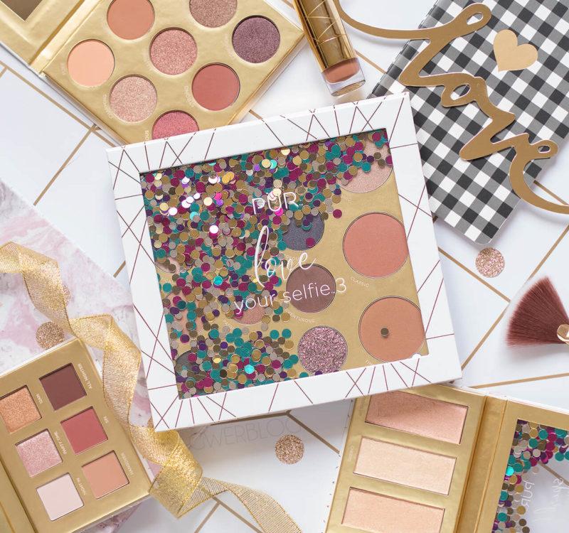 Urodzinowo świąteczna kolekcja PÜR Cosmetics