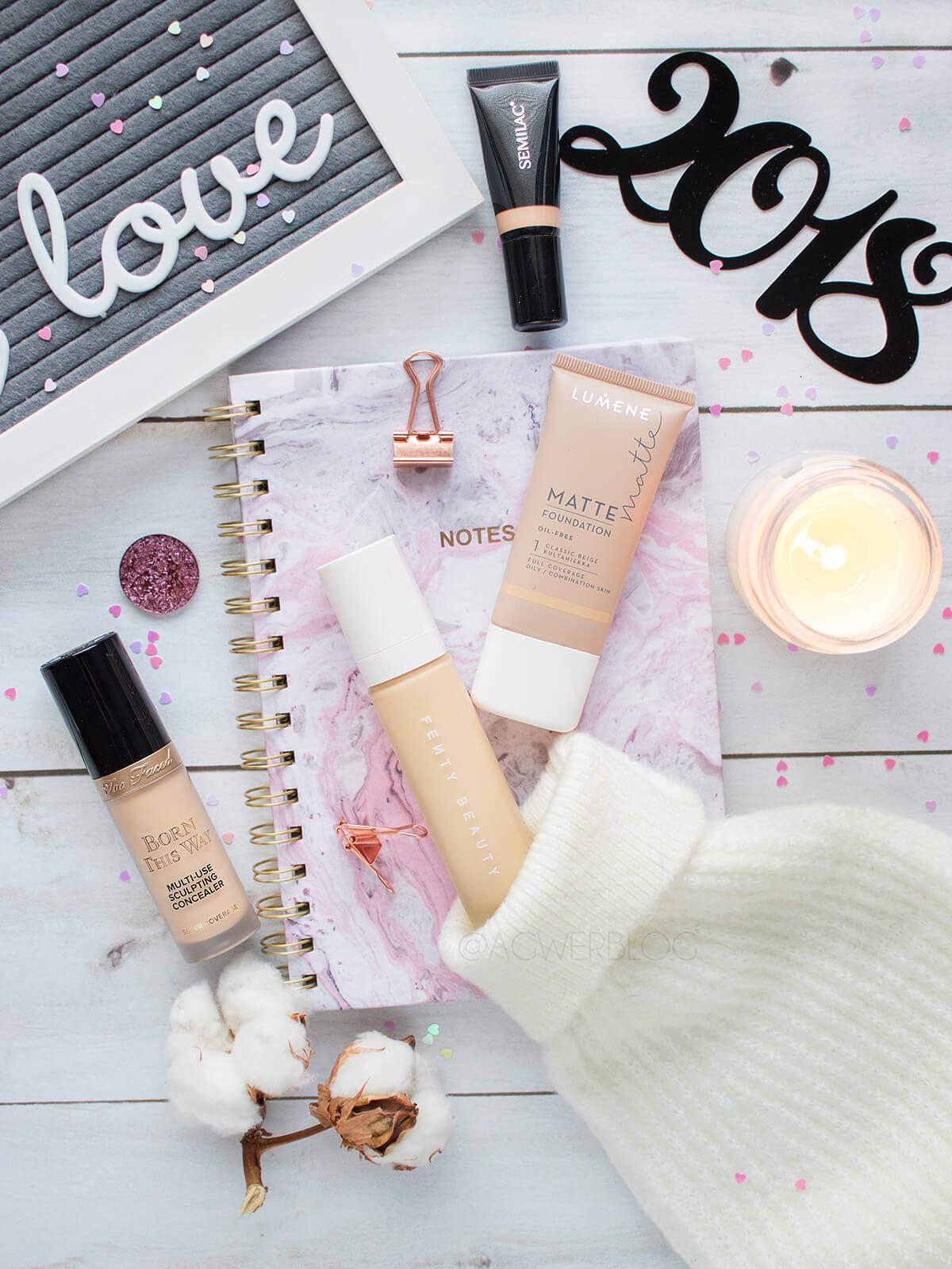 hity kosmetyczne 2018 blog