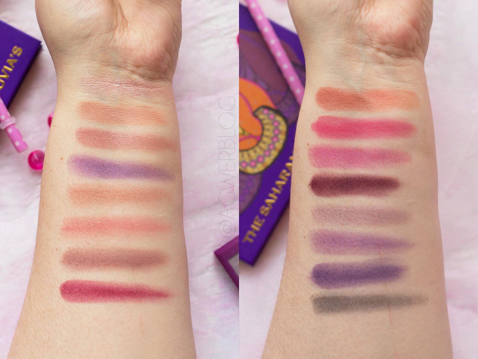 Loreal berry much love mega palette