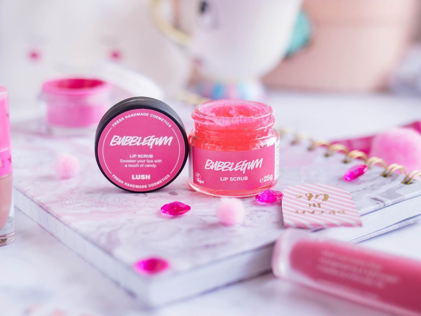 Peeling do ust Lush Lip Scrub vs. Evree Sugar Lips