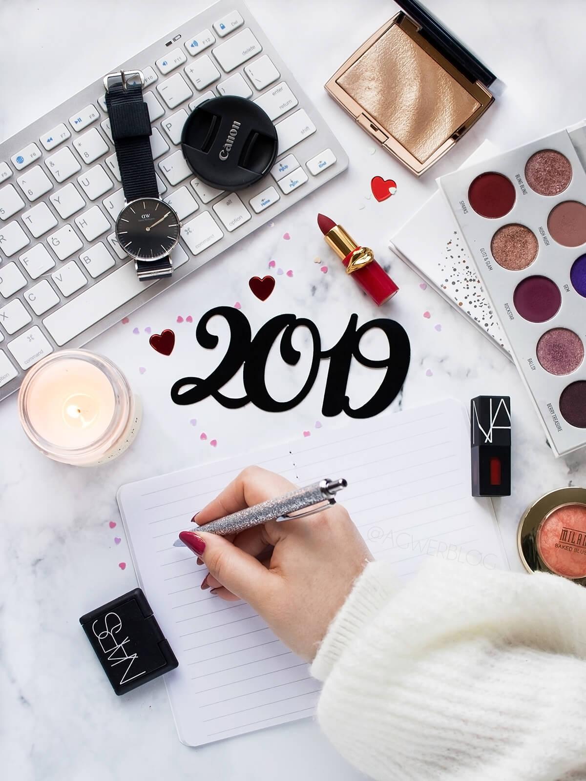 postanowienia noworoczne blog