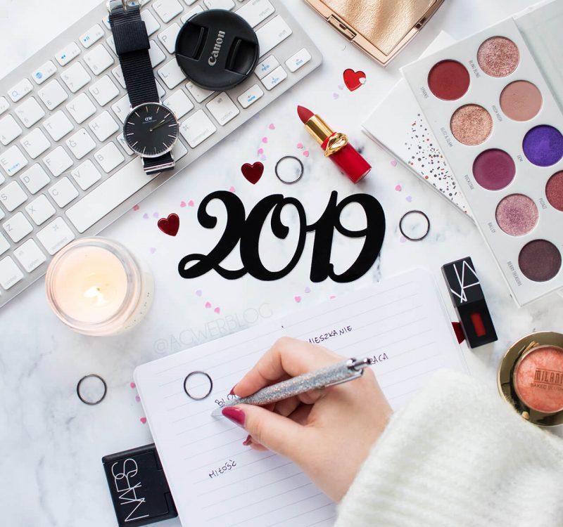 Plany i cele do zrealizowania w 2019 roku