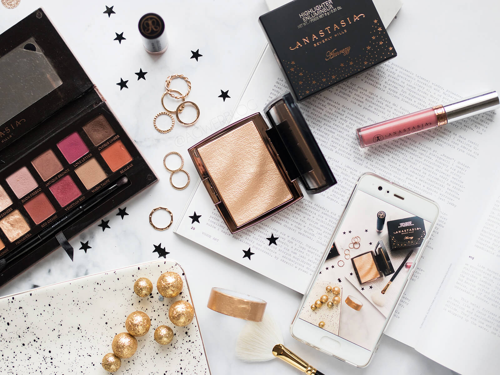 Anastasia Beverly Hills Amrezy – must have?