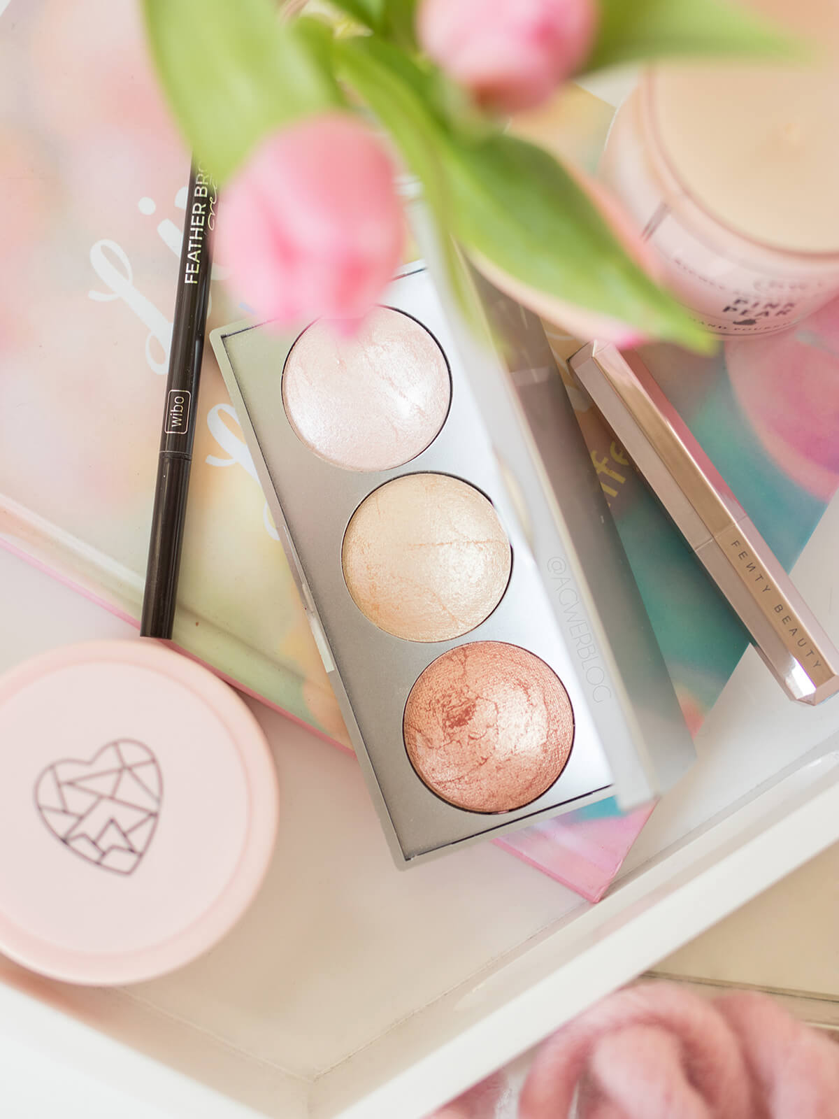 ulubieńcy kosmetyczni styczeń 2019