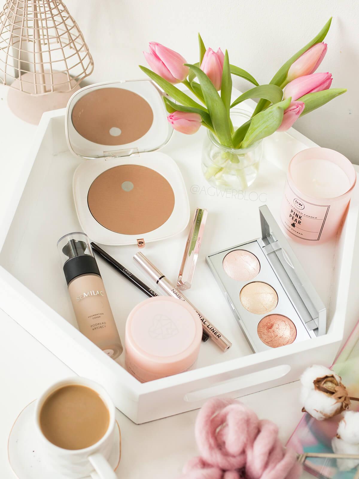 ulubieńcy kosmetyczni stycznia 2019