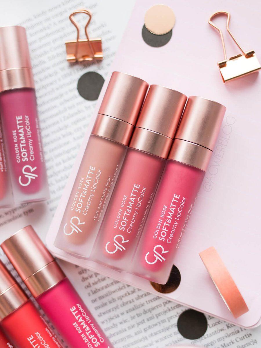 Golden Rose Soft Matte 5 Blog O Kosmetykach O Fotografii I O