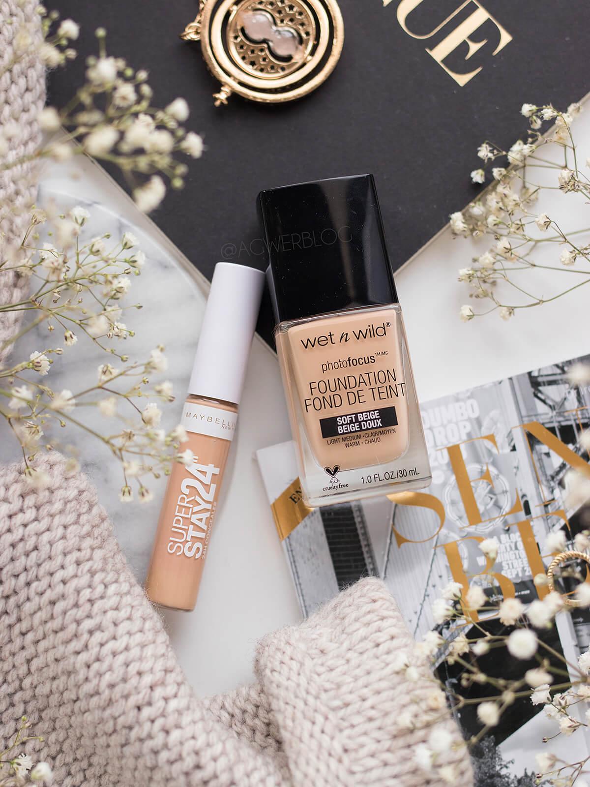 nowości kosmetyczne podkłady