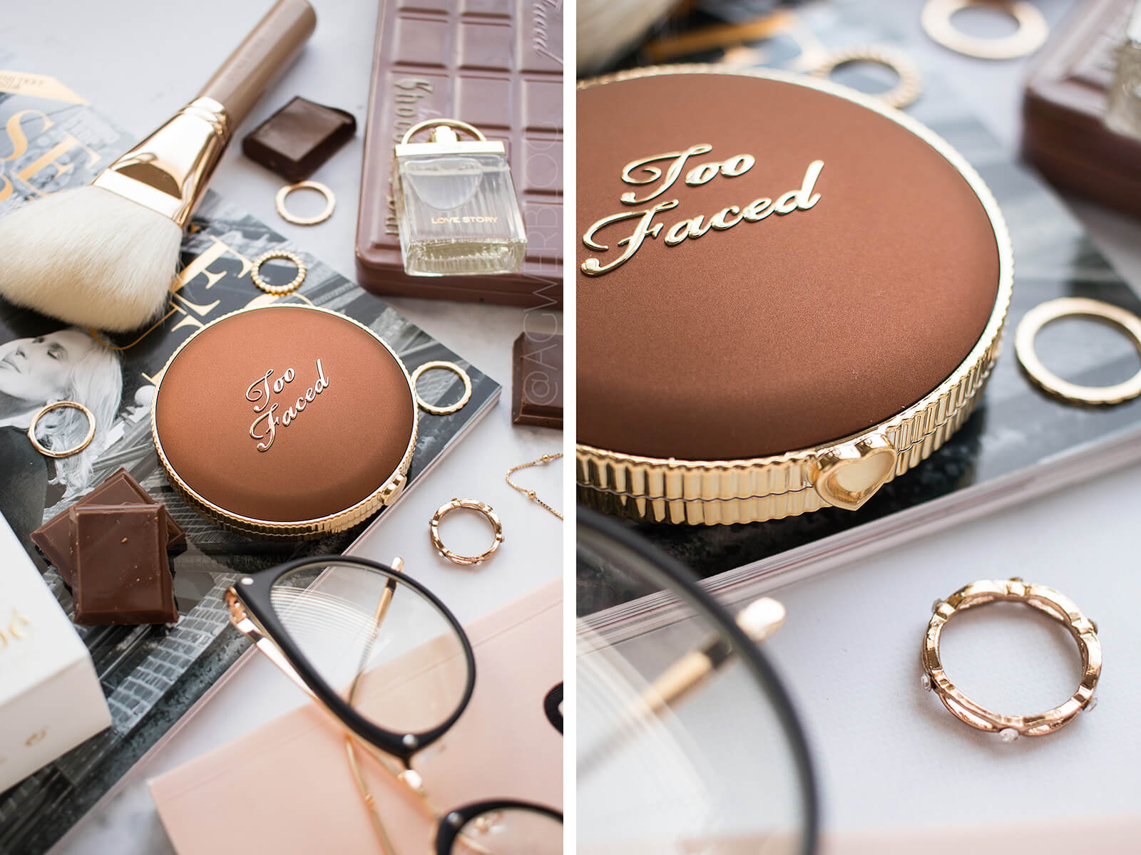 Too Faced Chocolate Soleil cena
