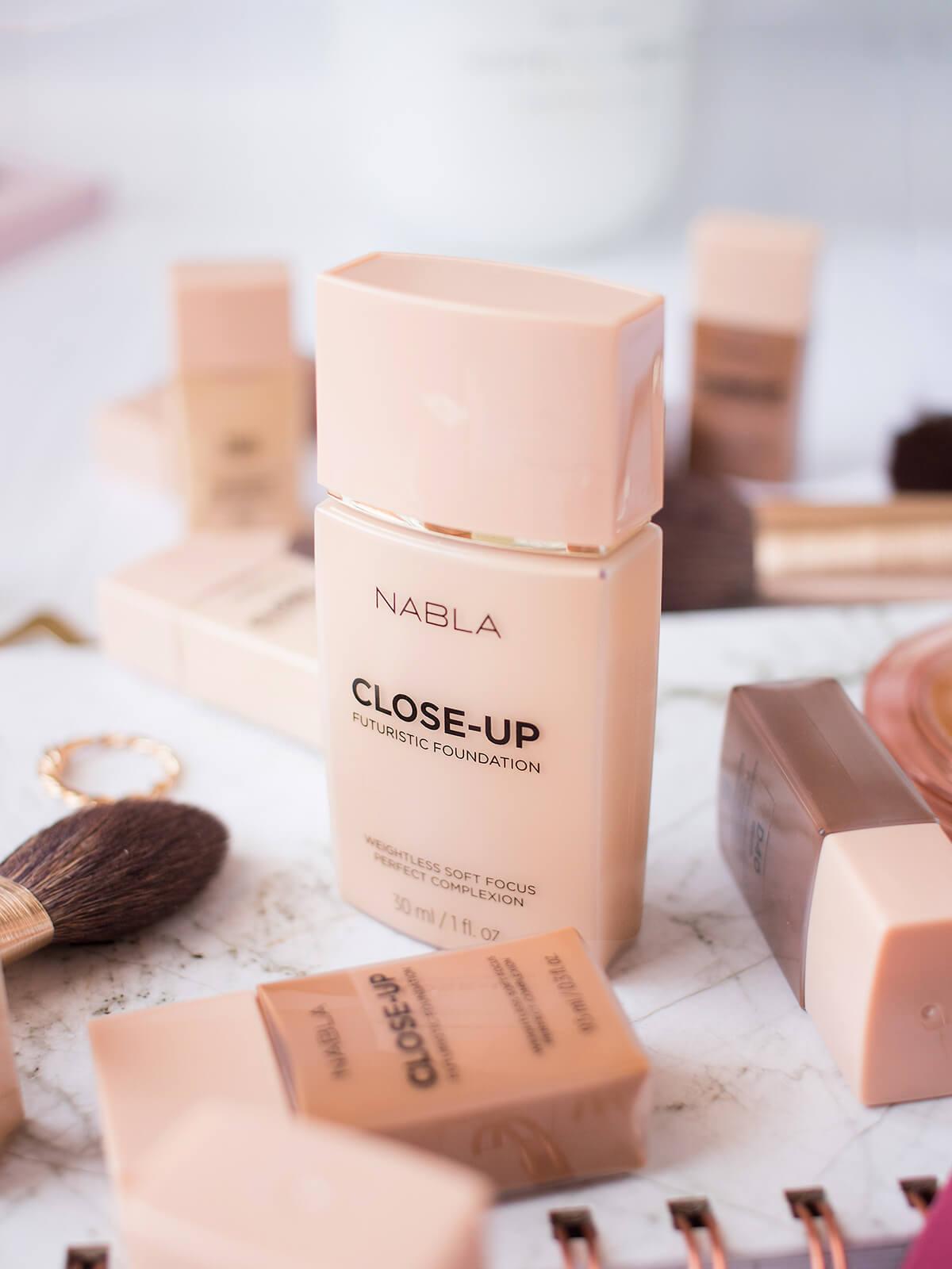 Nabla Close Up Futuristic Foundation blog