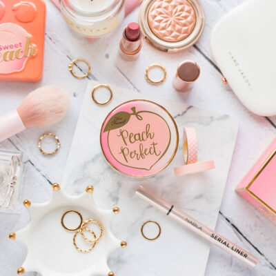 Słodki puder Too Faced Peach Perfect Loose Powder