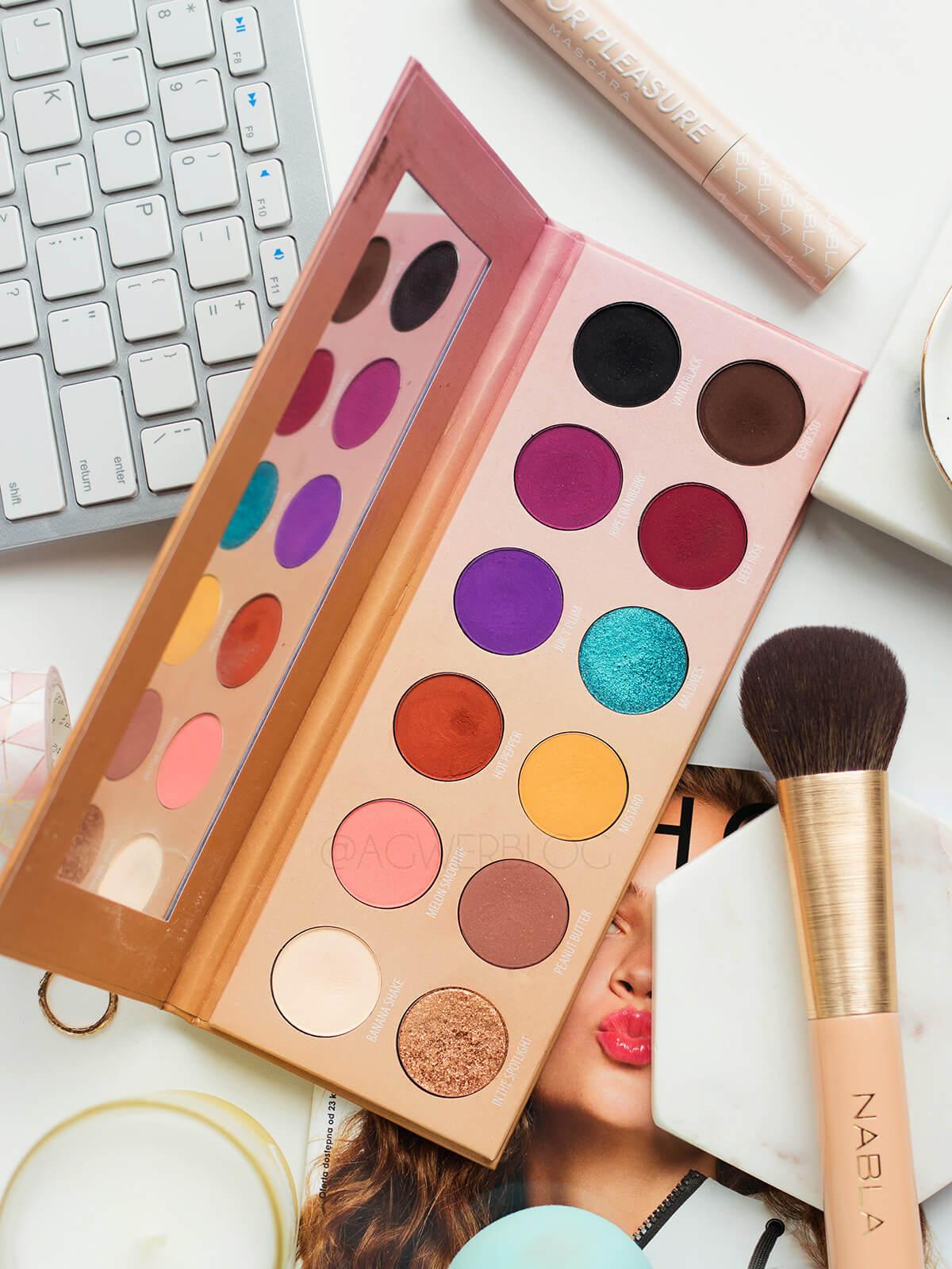ulubieńcy kosmetyczni kwietnia blog