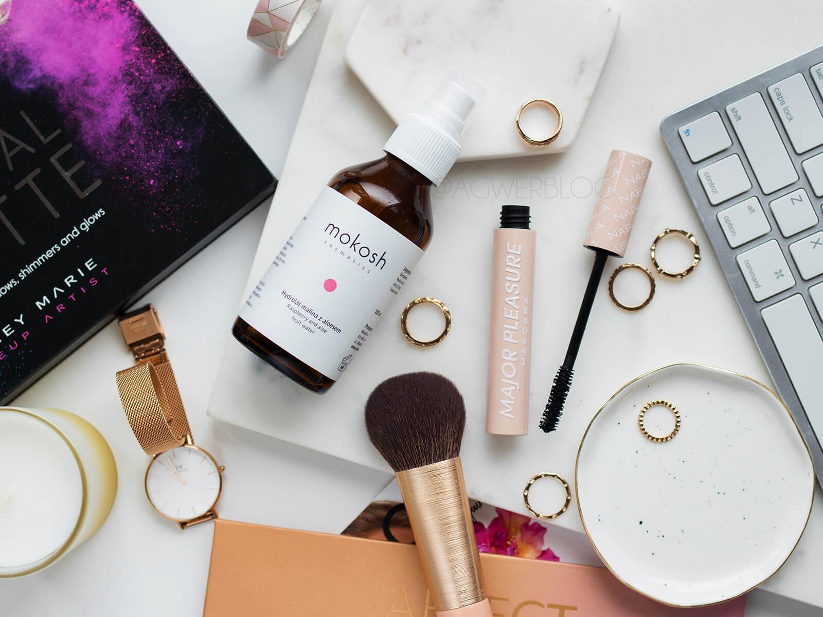 Ulubieńcy kosmetyczni kwietnia 2019