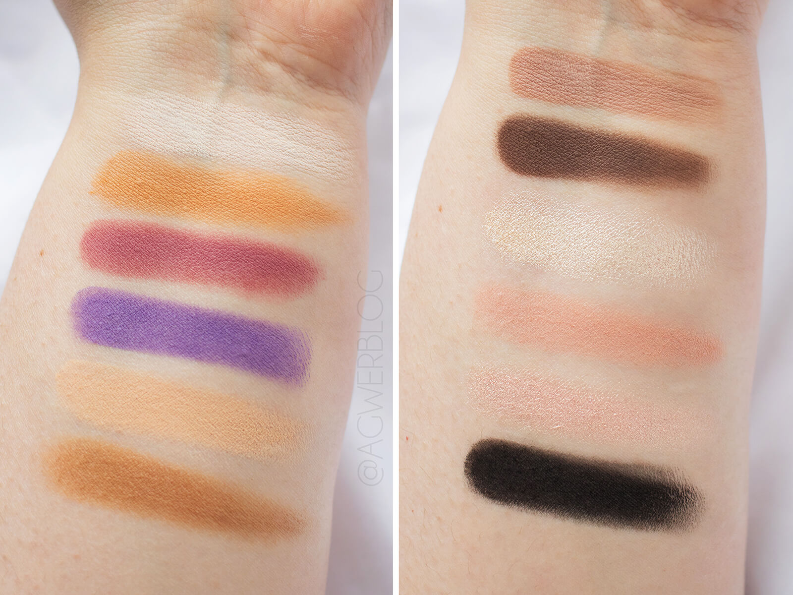 Botanical Melody Tune Cosmetics blog