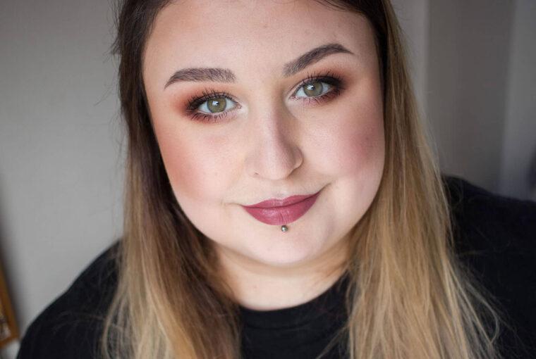 makijaż dzienny blog