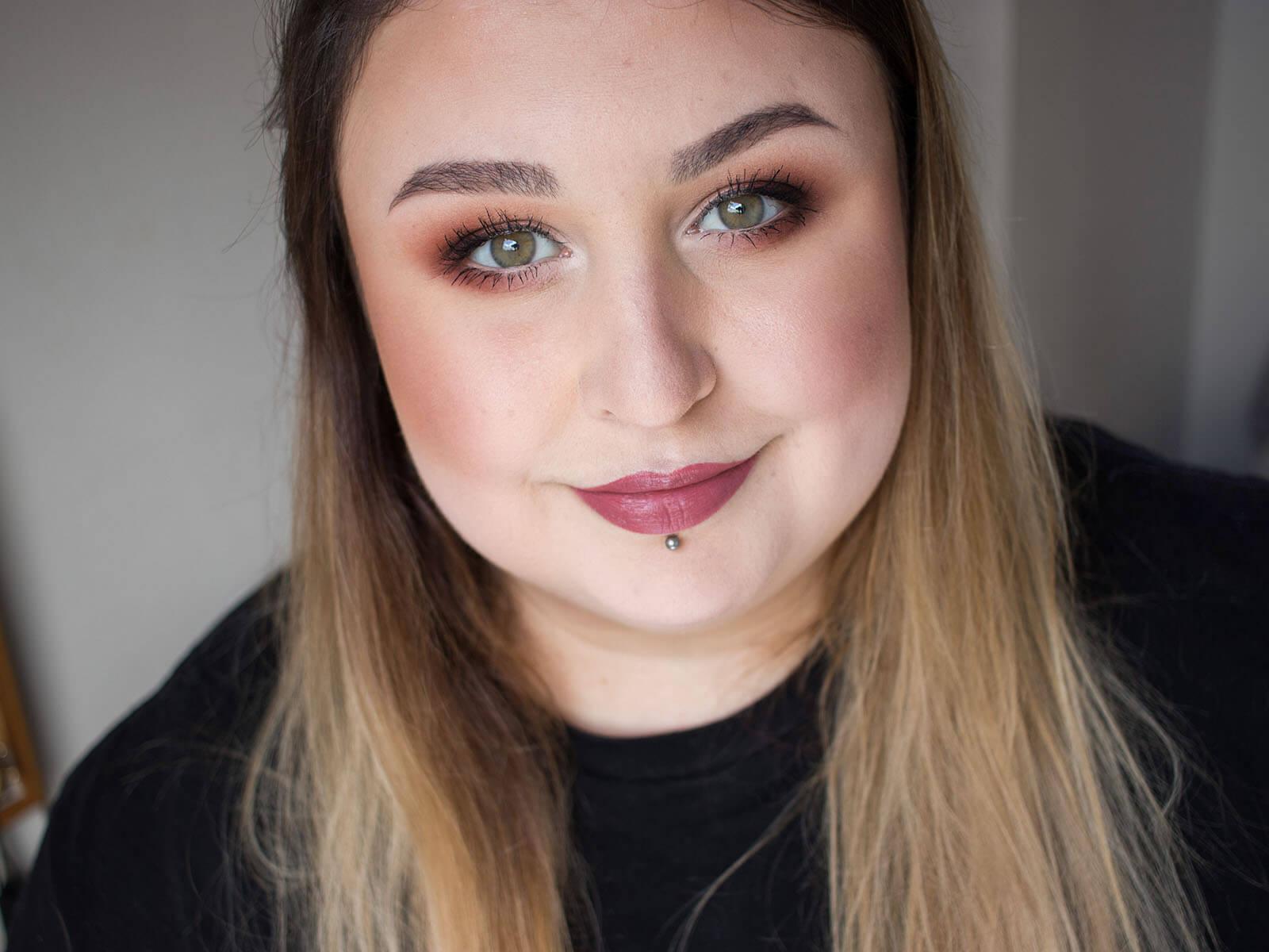 Makijaż dzienny – trzy propozycje jedną paletą
