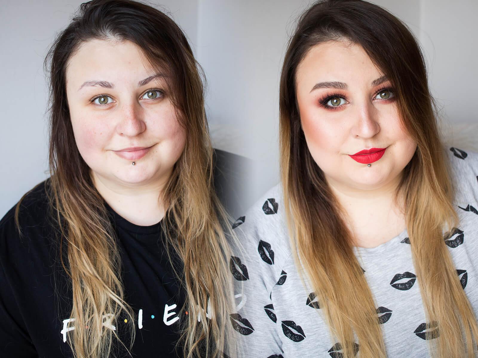 Makijaż jedną marką – kosmetyki Semilac w akcji