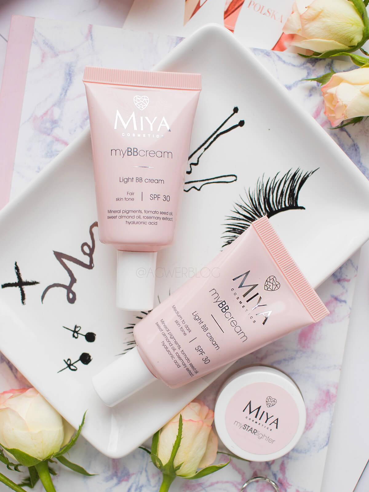 miya cosmetics mybbcream