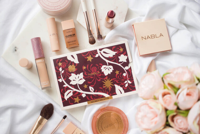Nabla Secret Palette
