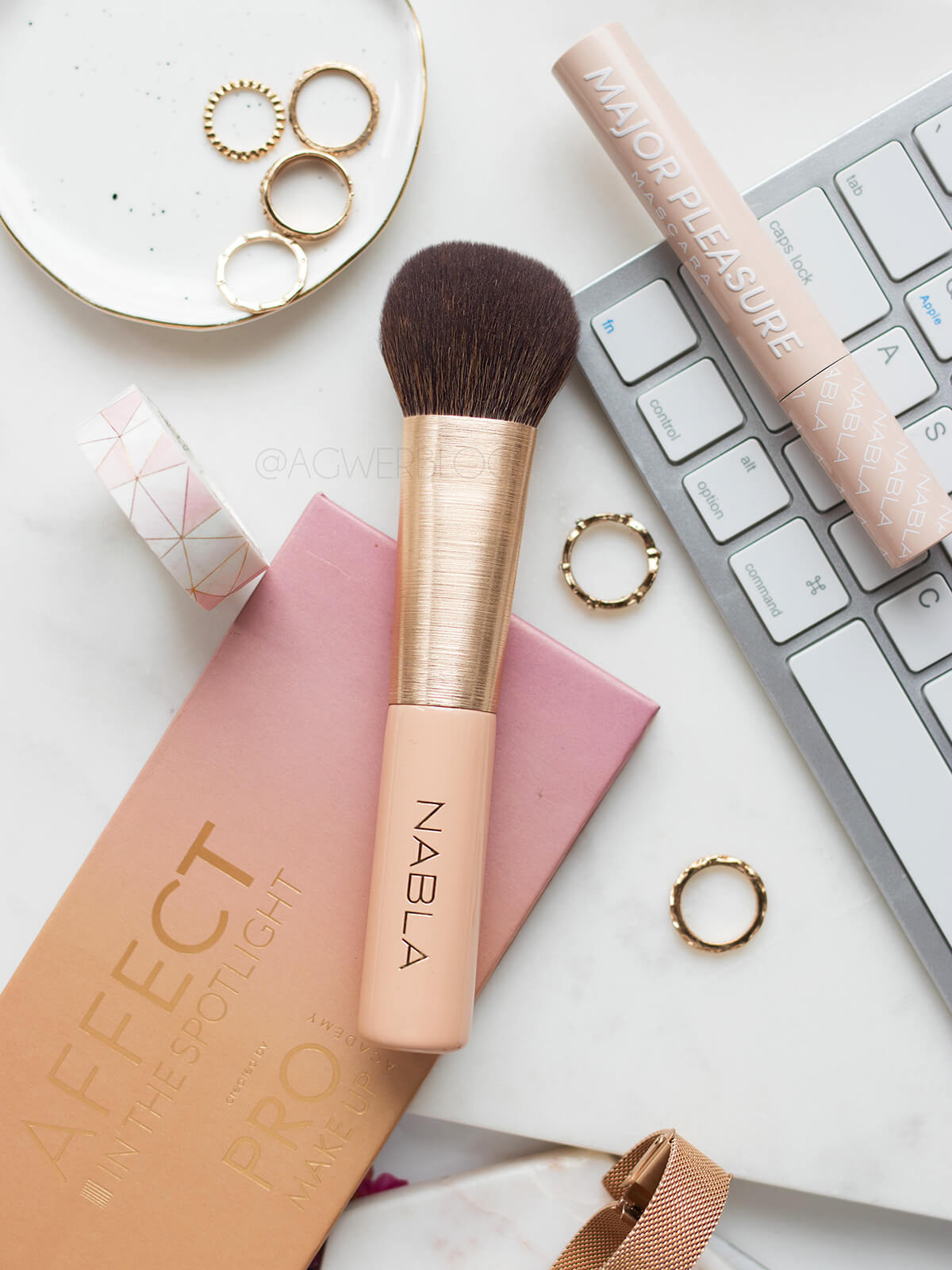 ulubieńcy kosmetyczni makijaż