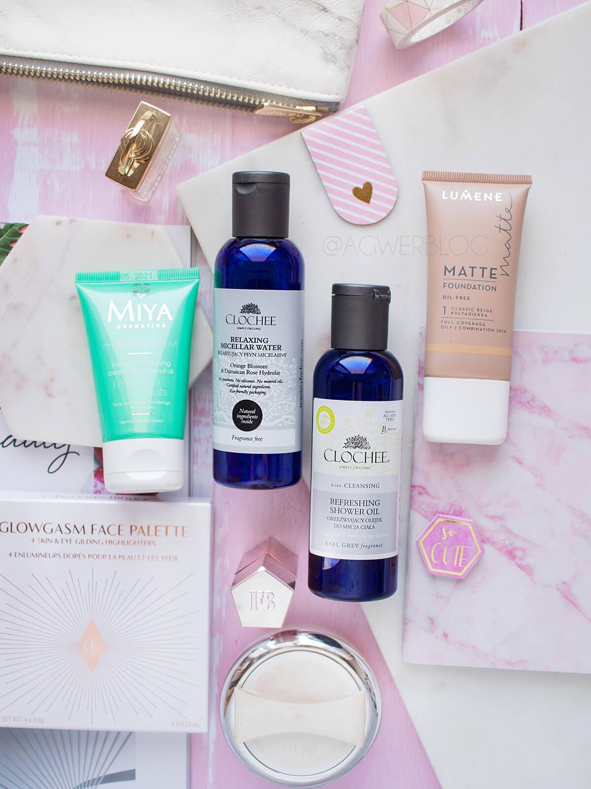 kosmetyki na wyjazd pielęgnacja