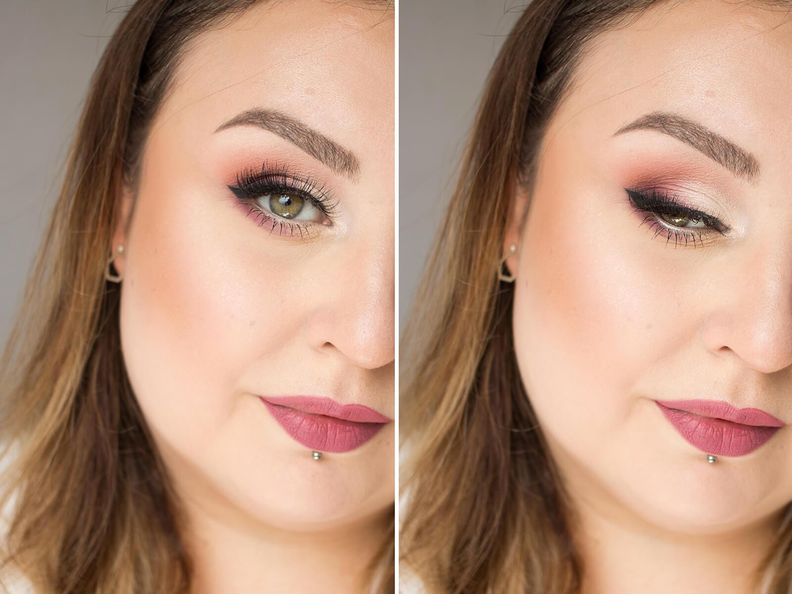 makijaż ślubny dla brunetek 2019