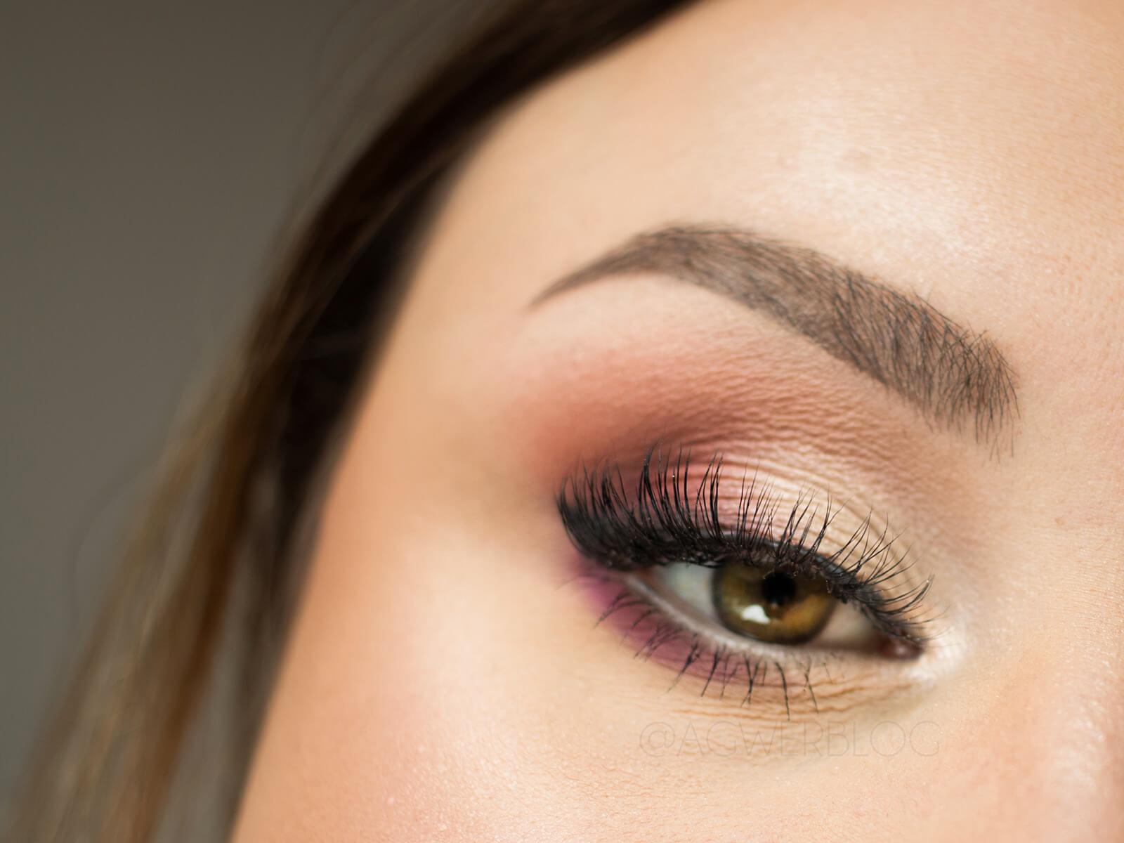 propozycja makijażu ślubnego dla brunetek