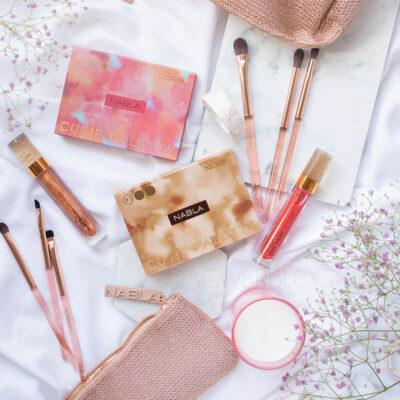 Nowości Nabla Cosmetics Cutie Palette: Coral, Nude i nie tylko!
