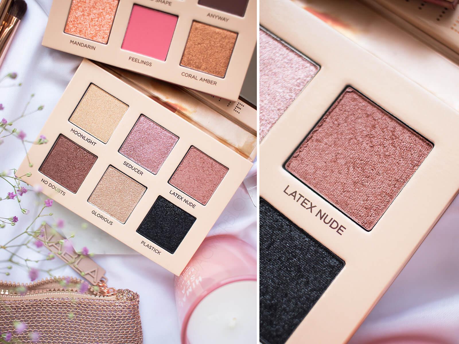 Nabla Cutie Palette Nude blog