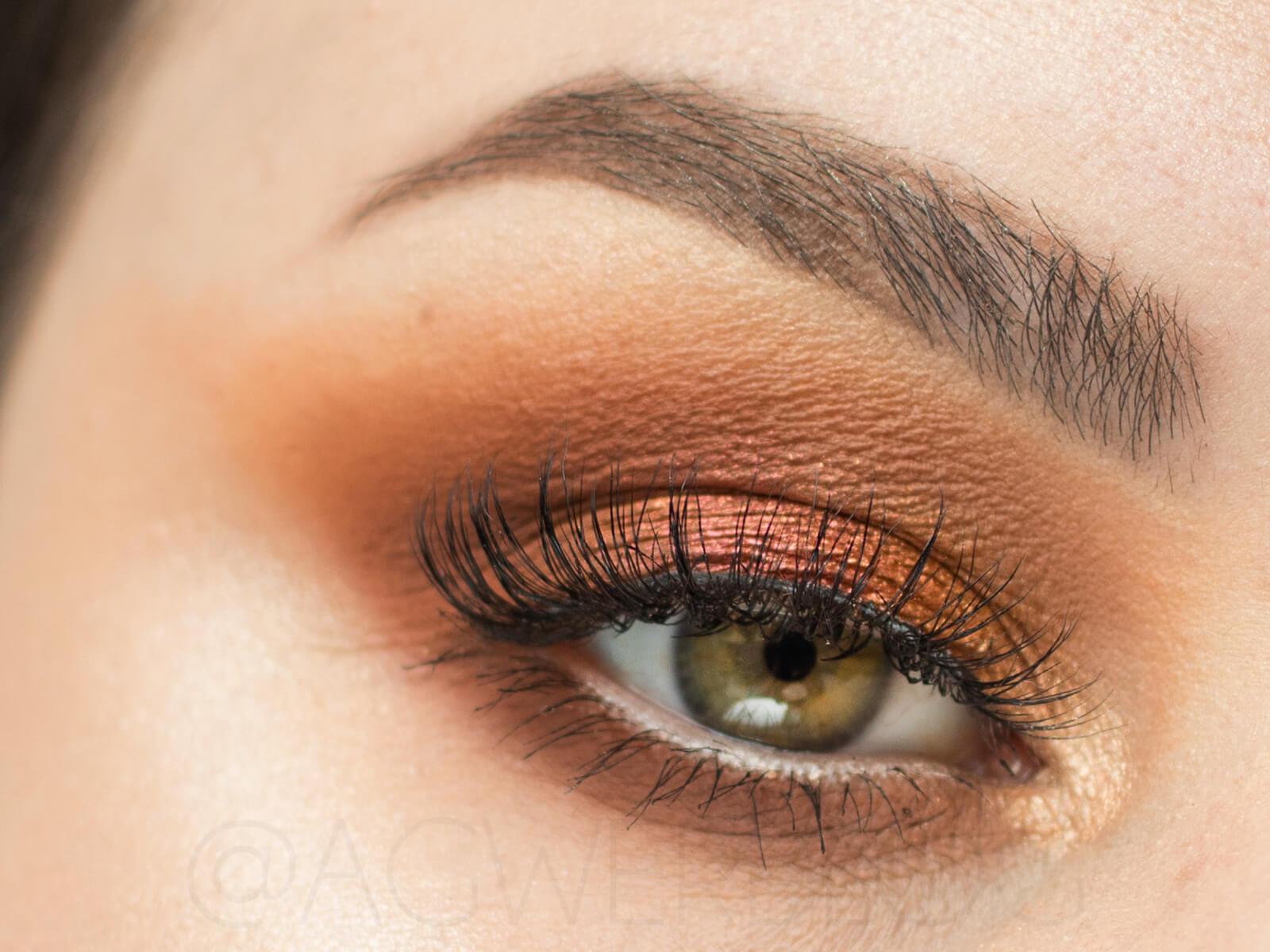 natasha sunset palette makijaż