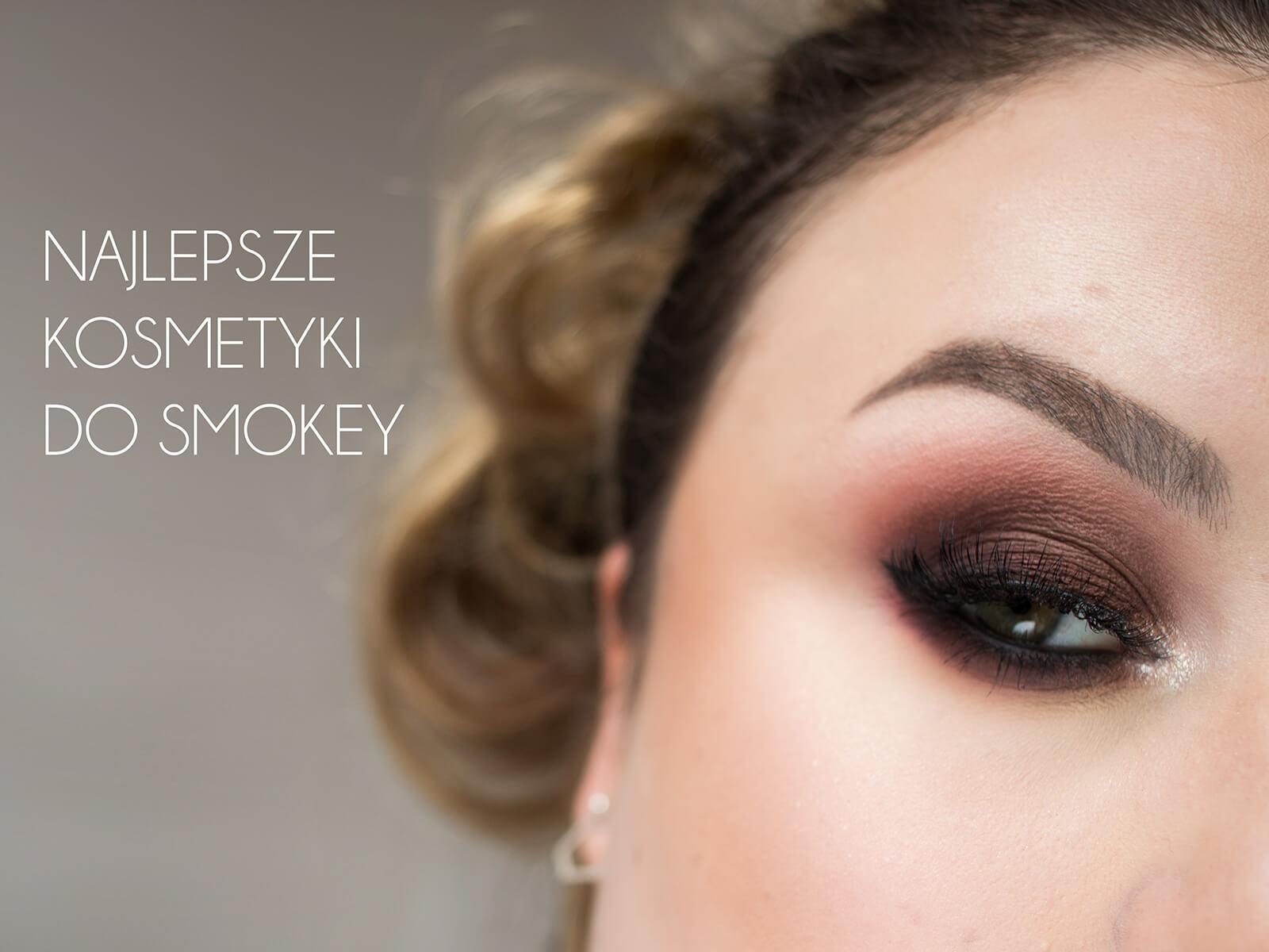 kosmetyki smokey eyes