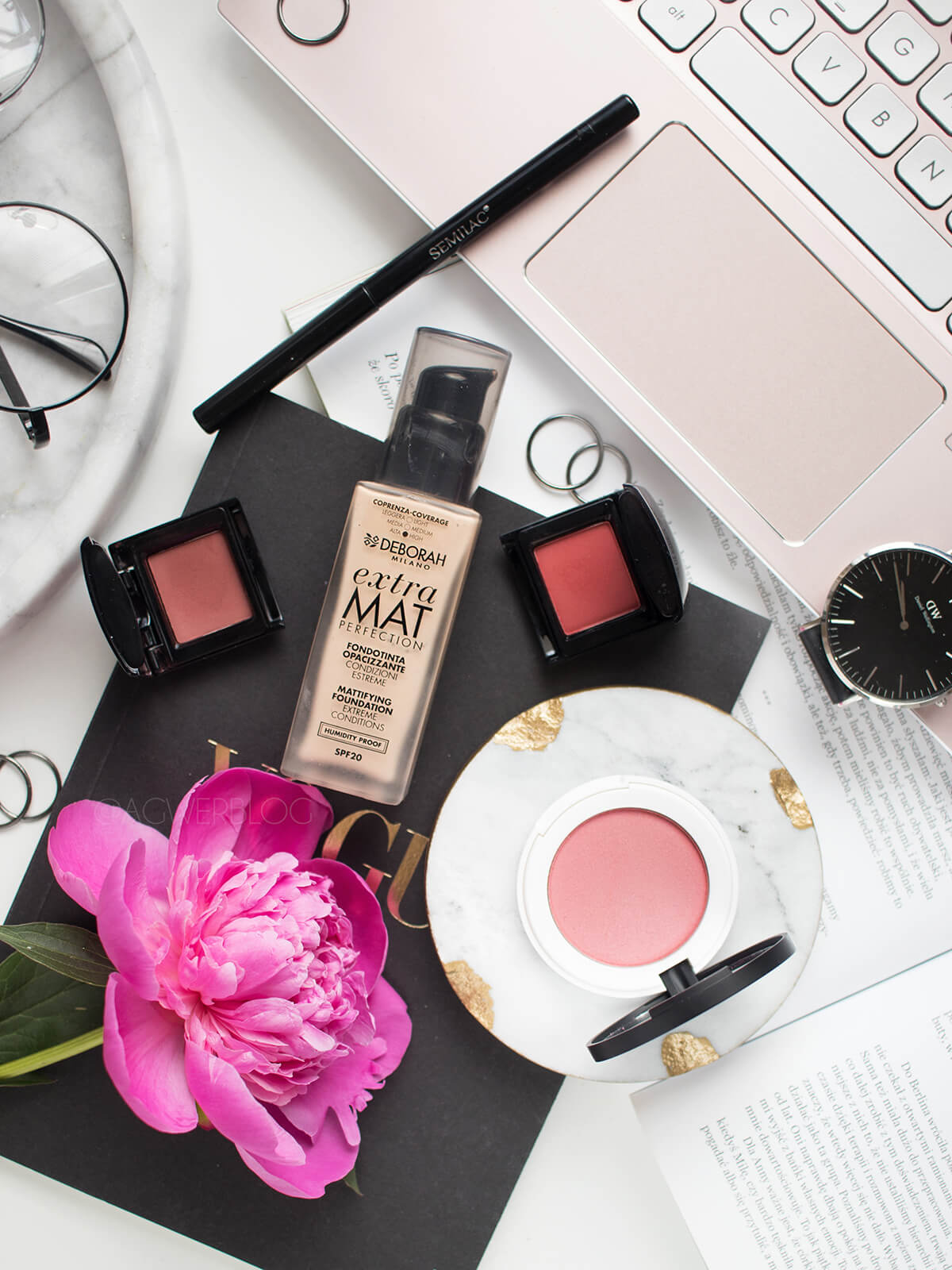 ulubieńcy kosmetyczni maja deborah