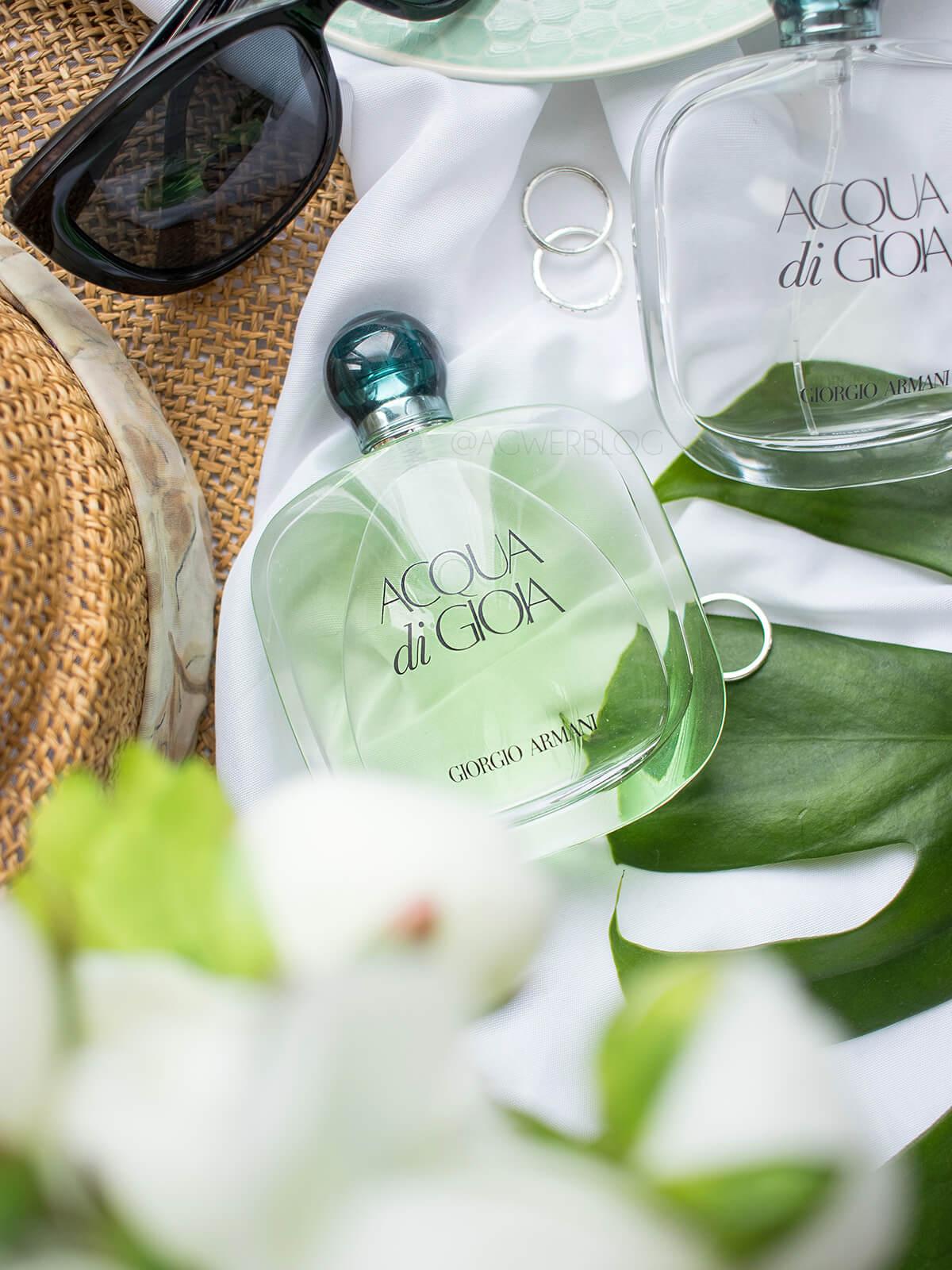 perfumy aqua di gioia