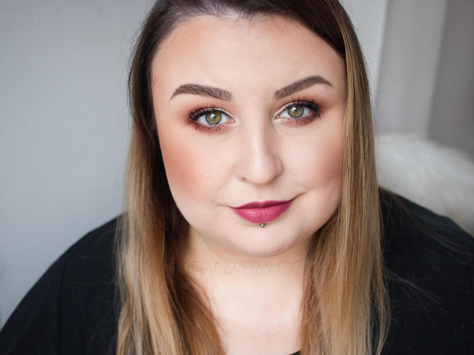 makijaż dzienny inspiracje blog