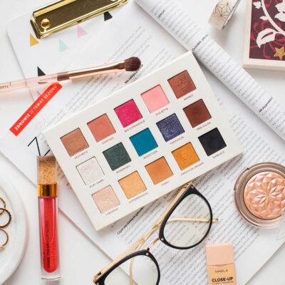 Makijaż dzienny - trzy propozycje paletką Nabla Secret Palette