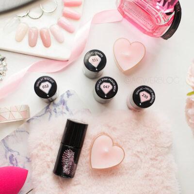 ŚLUBNE PAZNOKCIE: ombre i koronka + najpiękniejsze kolory
