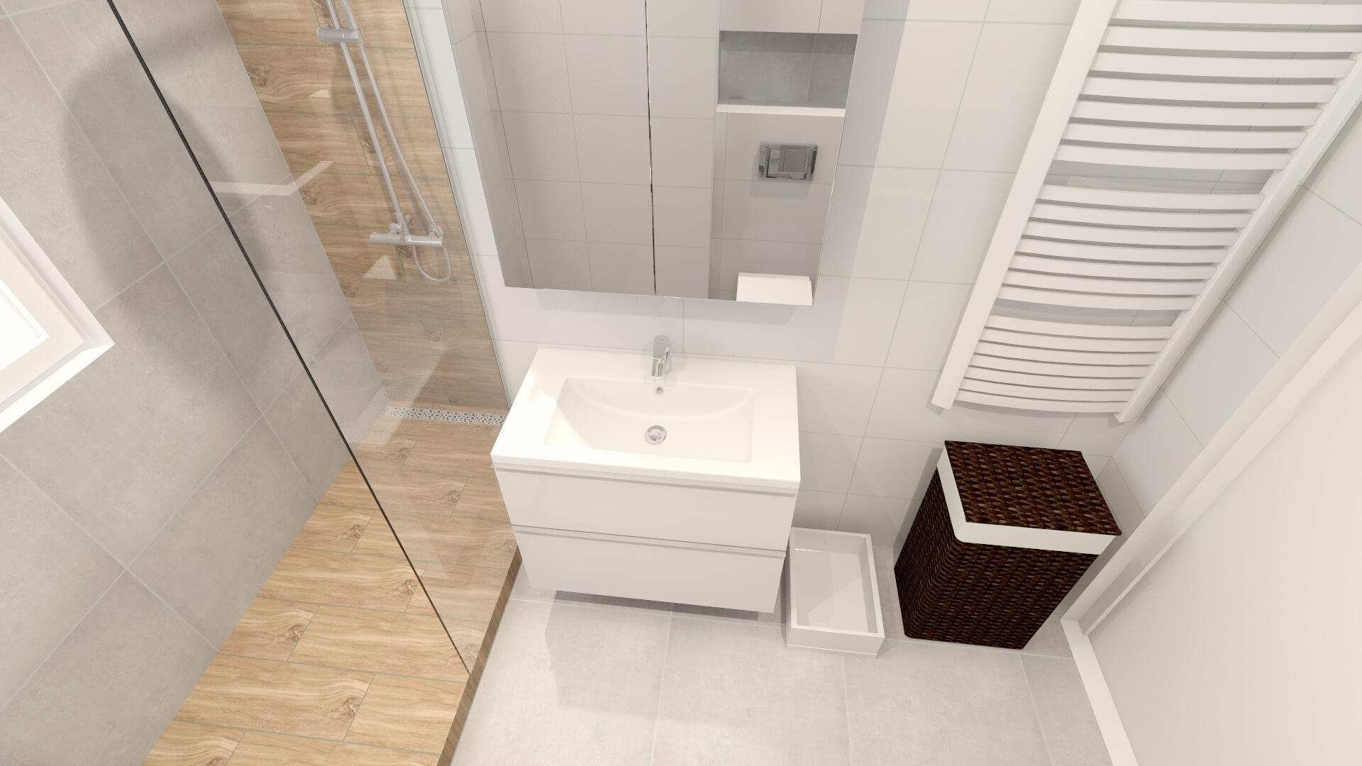 inspiracje na łazienkę projekt