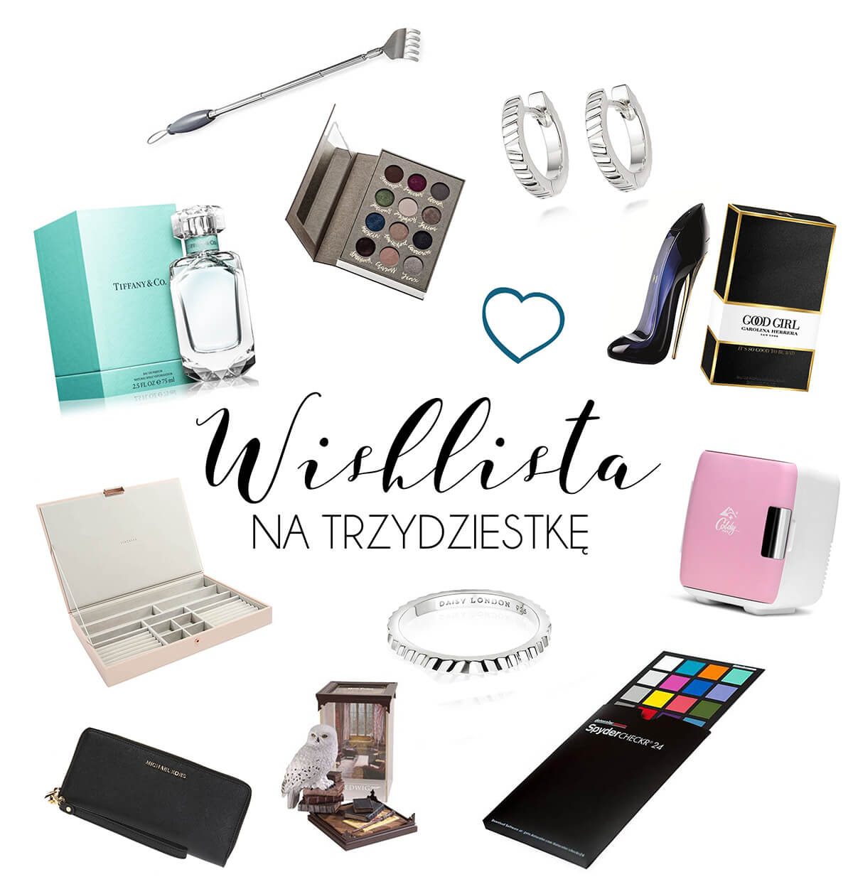 wishlista na trzydziestkę blog